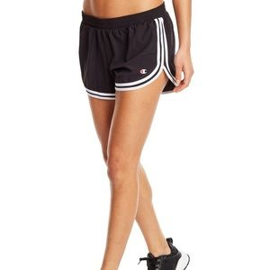 NEW Champion Varsity Athletic Shorts Black Small